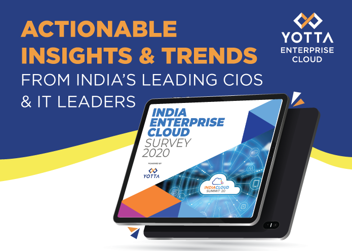 India Enterprise Cloud Survey 2020