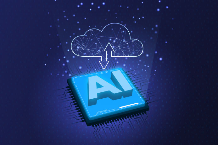How cloud provides a robust foundation for emerging technologies like AI & ML?